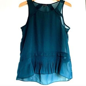 American Eagle Outfitters Sheer Sleeveless